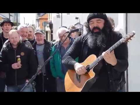 Johnny Gallagher 'Oh Well' @ The Rory Gallagher Festival,Ballyshannon 2015.