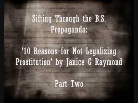 Sifting Through B.S. Propaganda {Janice G Raymond Edition} Pt.2