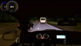 City Car Driving 1.2.2 - BMW X6M - Game play HD + Download link