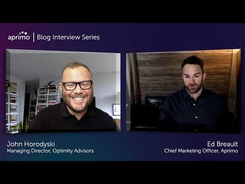 Assets are at The Center of Digital Operations   Interview with John Horodyski