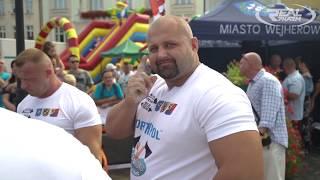Puchar Polski Strongman Wejherowo Polska Vs Ukraina