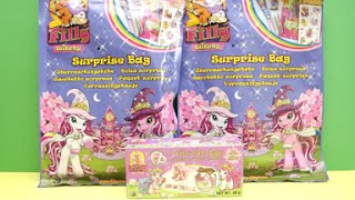 Filly Witchy and Elves Surprise Bags and Chocolate Eggs unboxing
