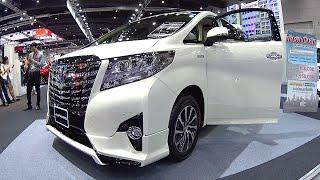 Best VAN 2016, 2017 - Toyota Alphard 2016, 2017 model Video review New Generation