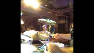 Betcha By Golly Wow - Chad Sylva Drum Cam - Rumi Awards