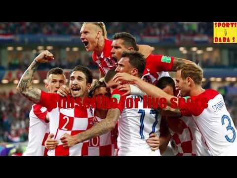 Argentina vs croatia 2018 fifa world cup score || 0-3 || football match today