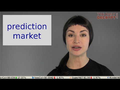 How to Earn Money in a Decentralized Prediction Market