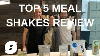 Top 5 Meal Shakes Review
