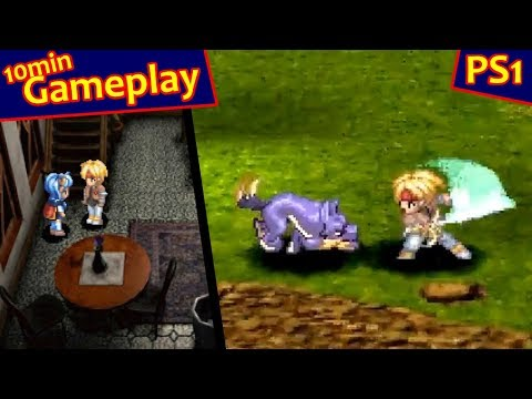 Star Ocean: The Second Story ... (PS1) 60fps