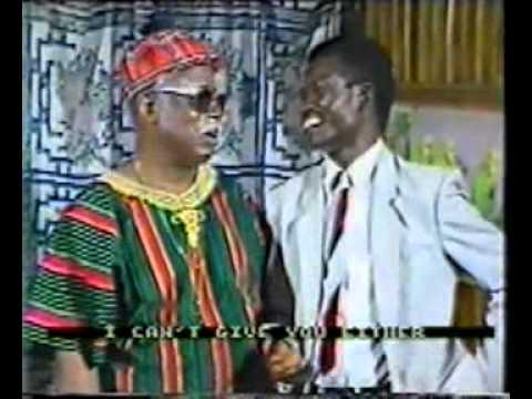 Oldschool Yoruba Movie - Agba Man by Baba Sala thumbnail