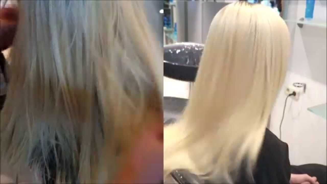 Masque naturel cheveux brules