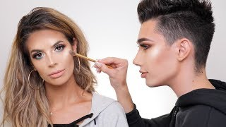 DOING LAURA LEE'S MAKEUP
