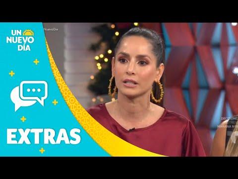 Carmen Villalobos llora por el fin de 'El Final del Paraíso' | Un Nuevo Día | Telemundo