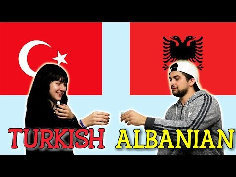 Similarities Between Turkish and Albanian