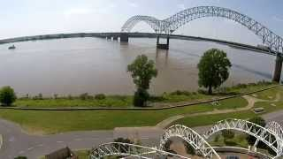 Mud Island River Park - Memphis Tennessee