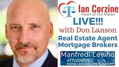 Real Estate Lawyer - Realtors vs Mortgage Brokers -  vs.