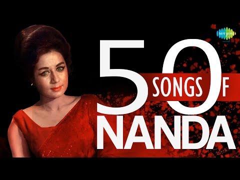 50 Songs Of Nanda | नंदा के 50 गाने | HD Songs | One Stop Jukebox