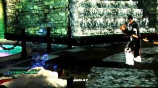 """Tekken 6 Online: INtroducing """"Miami"""" Law"""