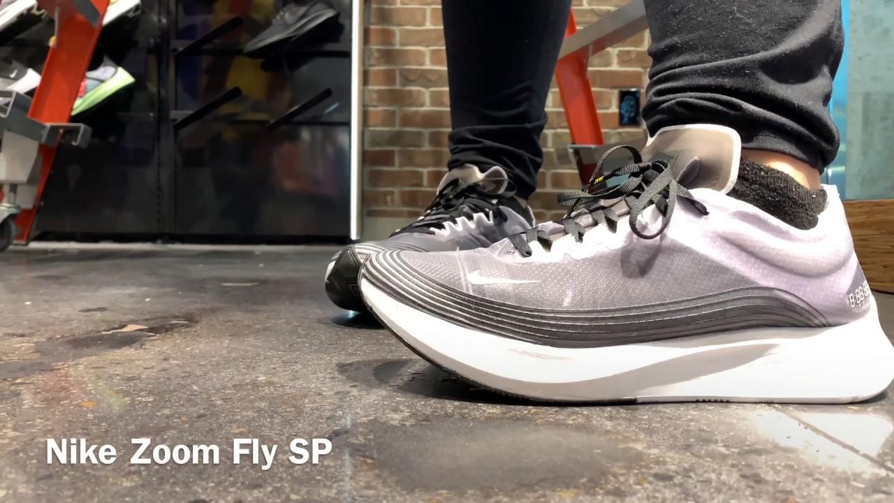 Nike Zoom Fly SP - YouTube