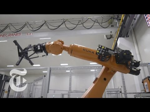 Faster, Stronger and Cheaper | Robotica | The New York Times
