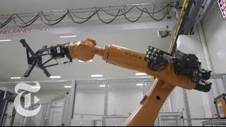 Faster, Stronger and Cheaper   Robotica   The New York Times