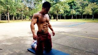 Aumentar massa muscular treinando em casa thumbnail