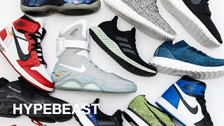 The 10 Most Influential Sneakers of the Decade