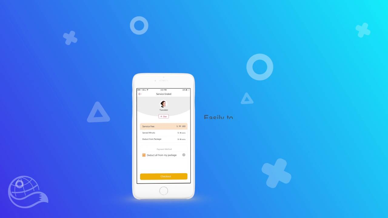 Takeasy – translate App by human translation for iPhone and Android