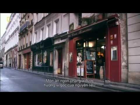 Paris street food - street food and cooking