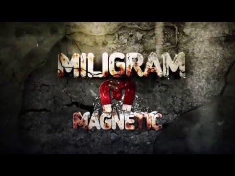 """NOVI ALBUM MILIGRAMA - """"MAGNETIC"""" U PRODAJI!"""