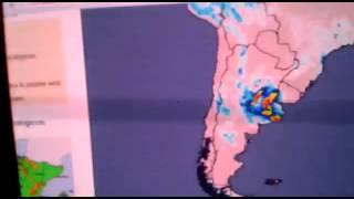Pronóstico del tiempo para Rosario