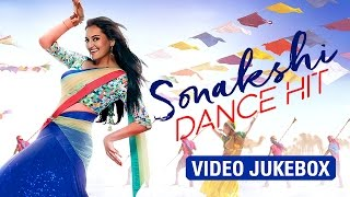 Sonakshi Dance Hits | Video Jukebox