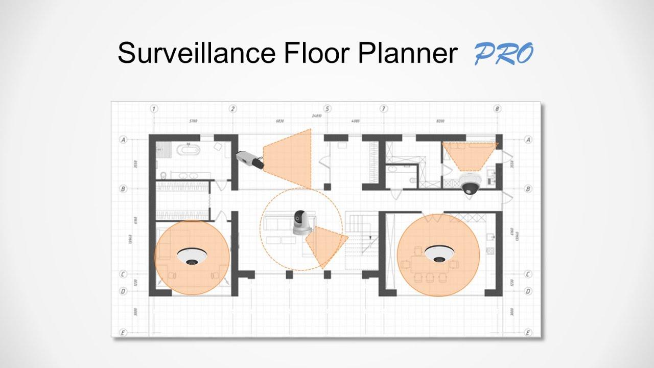 DLink Surveillance Floor Planner YouTube