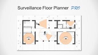 D-link Surveillance Floor Planner