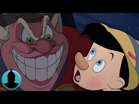 Pinocchio Originally Killed Jiminy Cricket! Disney's Dark Secrets About Pinocchio (Tooned Up S3 E48)