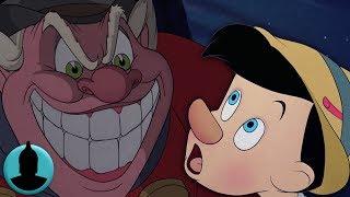 Video Pinocchio Originally Killed Jiminy Cricket! Disney's Dark Secrets About Pinocchio (Tooned Up S3 E48) download MP3, 3GP, MP4, WEBM, AVI, FLV Januari 2018