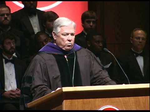 NEWSWATCH: Chancellor Dan Jones' Inauguration