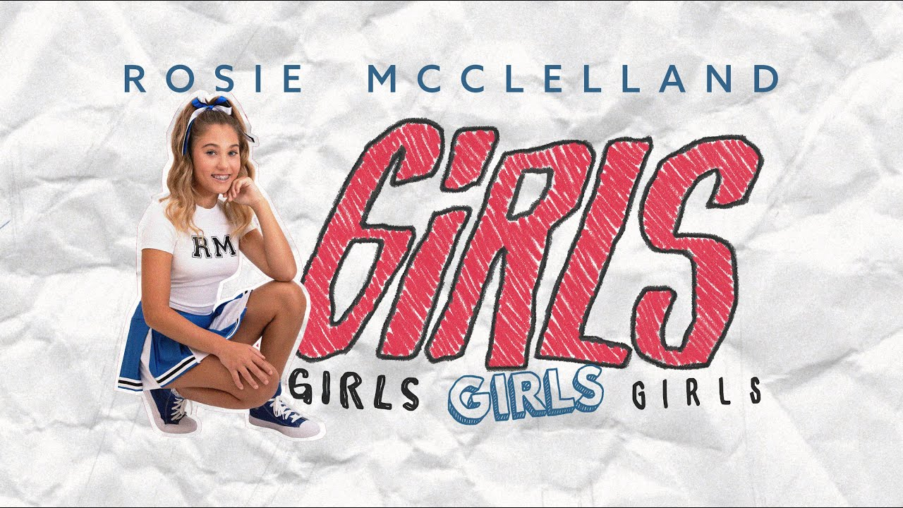 Rosie McClelland - GIRLS (Official Lyric Video)