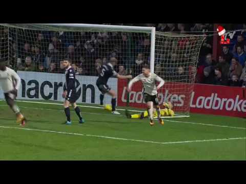 Ross County  3 - 2 Inverness CT (31.12.2016 // by LTV)