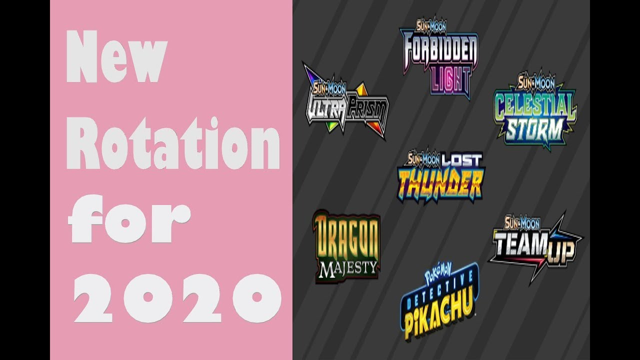 POKEMON ANNOUNCED CRAZY NEW ROTATION for 2020 before WORLDS