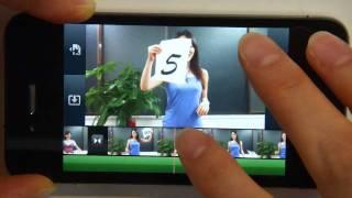 iMovie iPhone 使い方 Tutorial 日本語 AppGirl.jp