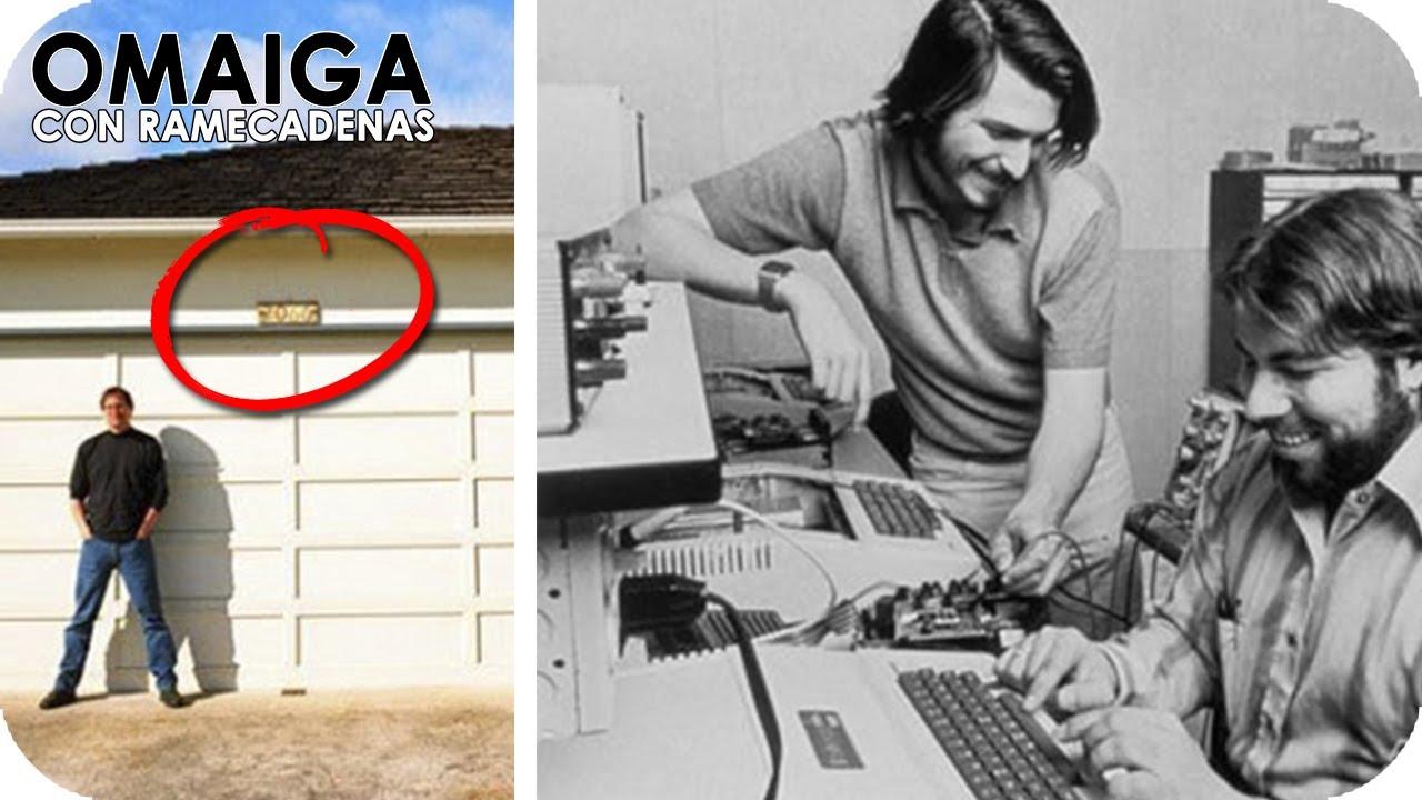 1edb44a0282 Top 10 Grandes Empresas Que Empezaron En Un Garaje - YouTube
