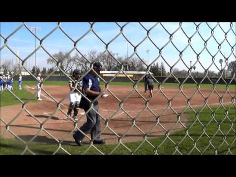 Edison Tiger Softball vs Caruthers High School 3/4/17