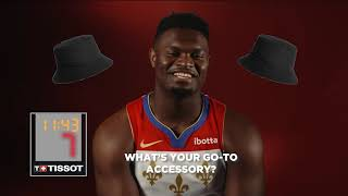 24 Seconds with Zion Williamson presented by Tissot | New Orleans Pelicans