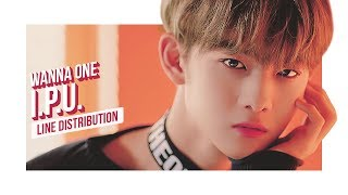 Video WANNA ONE - I.P.U. Line Distribution (Color Coded) | 워너원 - 약속해요 download MP3, 3GP, MP4, WEBM, AVI, FLV Maret 2018