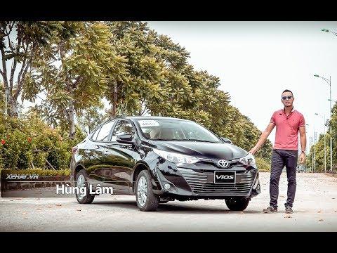 """nhận xét chi tiết """"xe Quốc dân"""" #Toyota #Vios 2018 giá từ 531 triệu  XEHAY.VN """