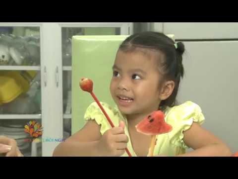 Mẹo hay làm đồ ăn cho trẻ - Vui Sống Mỗi Ngày [VTV3 – 03.08.2015]