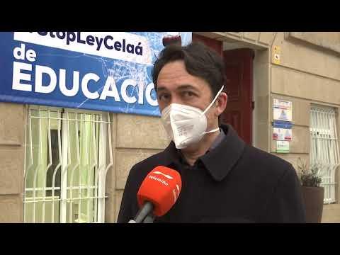 Las ANPAS de los colegios públicos y concertados de Ourense, en contra de la Ley Celáa