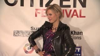 Karolina Kurkova at Global Citizen Festival In Central Pa...