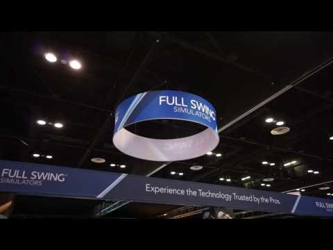 Full Swing Overview at the PGA Merchandise Show 2017