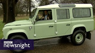 Is It 'All Rover' for Land Rover Defender? - BBC Newsnight